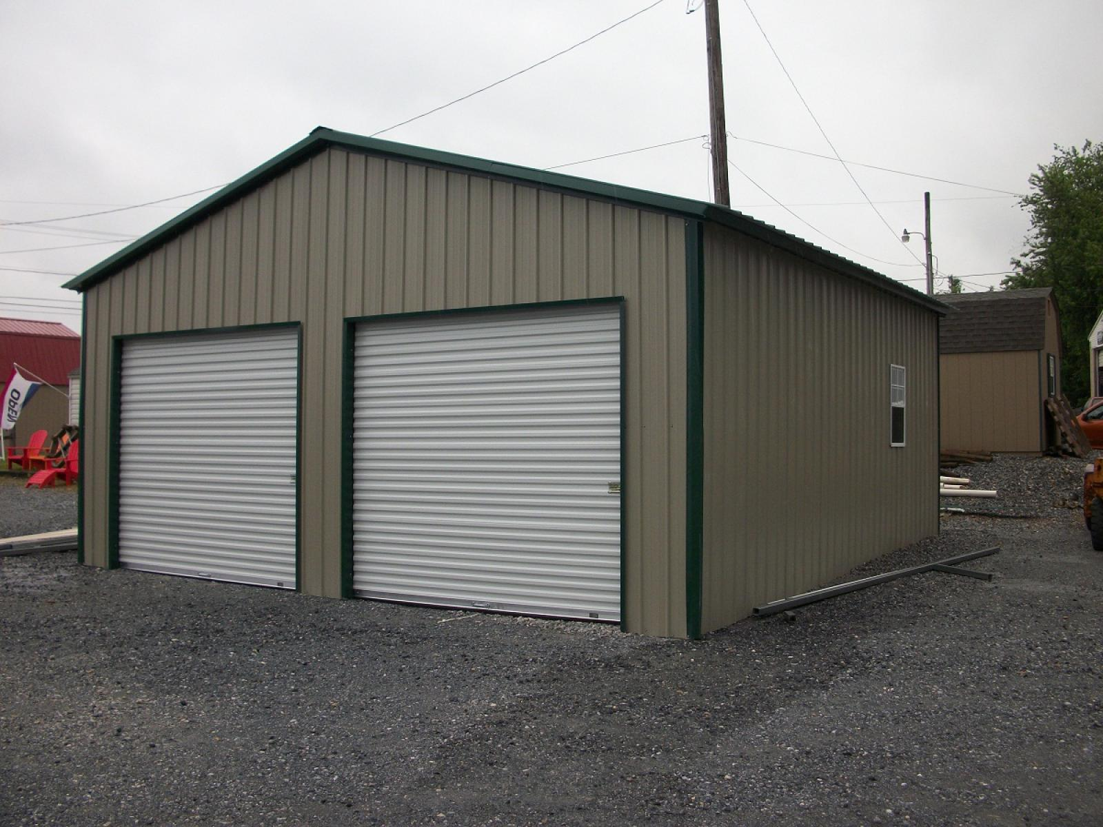 Ideal steel carports the ideal place for your steel for Carport ou garage